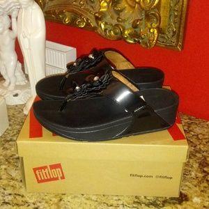 1031 Fitflop Lulu WildFlower Sandals